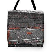 Paul Brown Stadium Tote Bag by Dan Sproul