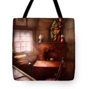 Pawn - In The Pawn Shop Tote Bag by Mike Savad