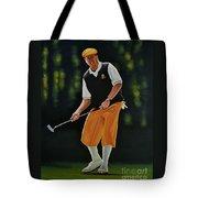 Payne Stewart Tote Bag by Paul Meijering