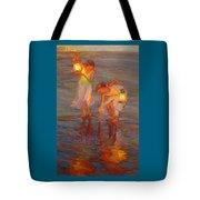 Peace Tote Bag by Diane Leonard