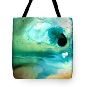 Peaceful Understanding Tote Bag by Sharon Cummings