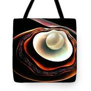 Pearl Tote Bag by Anastasiya Malakhova
