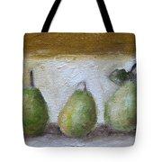 Pears Tote Bag by Venus