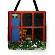 Peeking In Tote Bag by RC deWinter