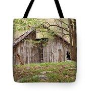 Pendleton County Barn Tote Bag by Randy Bodkins