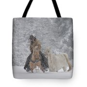 Persevere Through All Tote Bag by Diane Bohna
