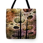 Perspective Lost Tote Bag by Anastasiya Malakhova