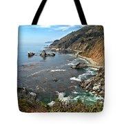 Pfeiffer Burns Bay Tote Bag by Adam Jewell