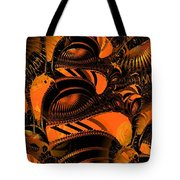 Pharaoh's Dream Tote Bag by Anastasiya Malakhova