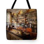 Pharmacist - The Dispensatory Tote Bag by Mike Savad