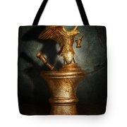 Pharmacy - Pestle - Proud Pharmacists  Tote Bag by Mike Savad