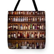 Pharmacy - Pharma-palooza  Tote Bag by Mike Savad