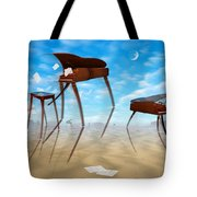 Piano Valley Tote Bag by Mike McGlothlen