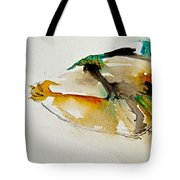 Picasso Trigger Tote Bag by Jani Freimann