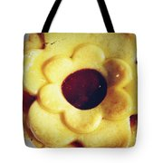 Pie Tote Bag by Les Cunliffe