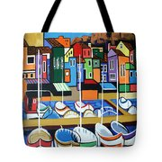 Pier One Tote Bag by Anthony Falbo