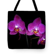 Pink Orchid  Tote Bag by Toppart Sweden