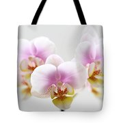 Pink Sensation Tote Bag by Juergen Roth