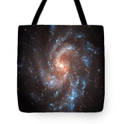 Pinwheel Galaxy Tote Bag by The  Vault - Jennifer Rondinelli Reilly