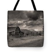 Pioneer Barn D9369 Tote Bag by Wes and Dotty Weber
