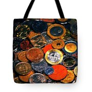 Pirates Plunder Tote Bag by Benjamin Yeager