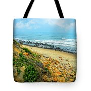 Place To Remember Tote Bag by Lourry Legarde