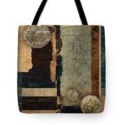 Planetary Shift #2 Tote Bag by Carol Leigh