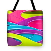 Plastic Tubs Tote Bag by Tom Gowanlock