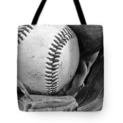 Play Ball Tote Bag by Don Schwartz