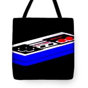 Playing With Power Tote Bag by Benjamin Yeager