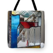 Poet windowsill Box - other view Tote Bag by Karin Thue
