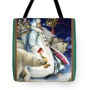 Polar Magic Tote Bag by Lynn Bywaters