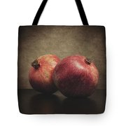 Pomegranate Tote Bag by Taylan Soyturk