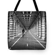 Pont De Bercy Tote Bag by Delphimages Photo Creations