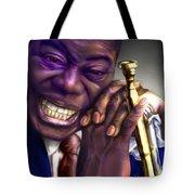 Pops Tote Bag by Reggie Duffie