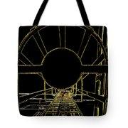 Portal Tote Bag by Guy Pettingell