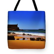 Portuguese Coast Tote Bag by Marco Oliveira