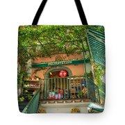 Positano Deli Tote Bag by Bob and Nancy Kendrick