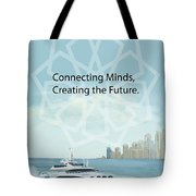 Poster Dubai Expo - 2 Tote Bag by Corporate Art Task Force