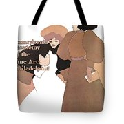 Poster Show 1896 Tote Bag by Maxfield Parrish