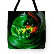 Pouring Out Tote Bag by Cheryl Young