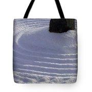 Powder In Zen One Tote Bag by Feile Case