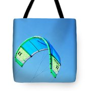 Power Kite Tote Bag by DejaVu Designs