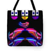 Power Play Tote Bag by Charles Stuart