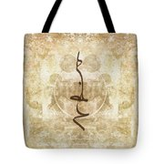 Prayer Flag 15 Tote Bag by Carol Leigh
