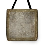 Prayer Flag 204 Tote Bag by Carol Leigh