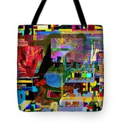 precious is man for he is created in the Divine Image 13 Tote Bag by David Baruch Wolk