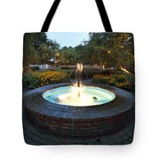 Prescott Fountain Tote Bag by Eric Gendron