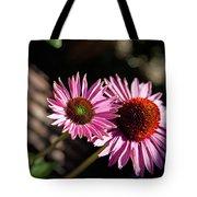 Pretty Flowers Tote Bag by Joe Fernandez