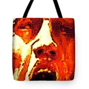 Primal Tote Bag by Larry E Lamb